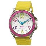 J-AXIS (ジェイ-アクシス) 腕時計 iXa イクサ レディースファッション AG1166-YE レディース