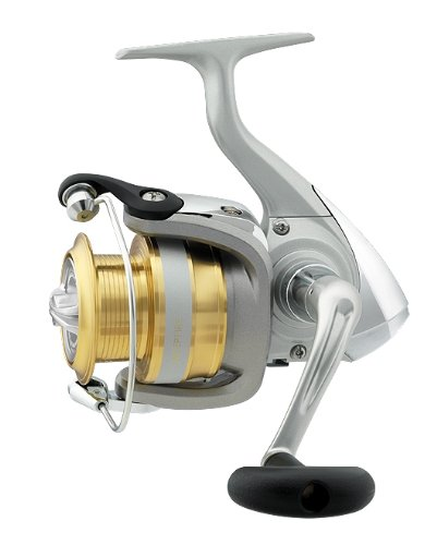 Spinning reel daiwa sweepfire 2b 210 yards 14 line for Best fishing line for spinning reels