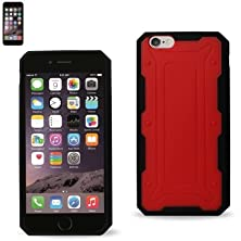 buy Reiko Protector Cover Tpu+Pc With Transformer Design For Iphone 6 4.7Inch, Iphone 6S 4.7Inch - Retail Packaging - Red Black