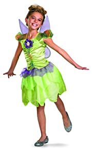 Tinker Bell Rainbow Classic Costume - Extra Small (3T-4T)