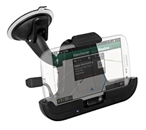 In-Vehicle Charging Dock for S Galaxy S III