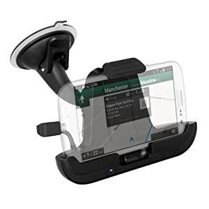 In-Vehicle Charging Dock for S Galaxy S III images