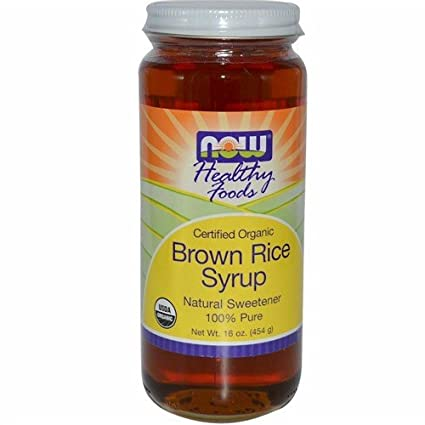Rice Syrup Korean Organic Brown Rice Syrup