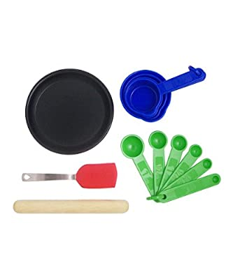 Sassafras The Little Cook: Pizza Kit Baking Kit