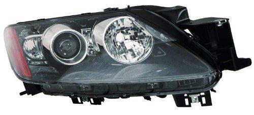 Depo 316-1136R-USN7 Mazda CX-7 Right Hand Side Halogen Head Lamp Unit (Mazda Cx7 Radiator compare prices)