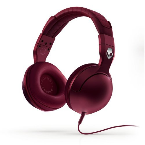 Click to buy Skullcandy Hesh 2 Kolohe Andino Surf Collaboration with Mic Sports Collection Wired Headphone - Maroon/Chrome - From only $224.75