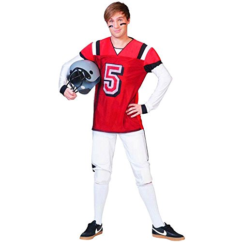 Football Player Fritz Adult Costume