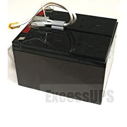 APC Replacement Back UPS XS 900 900VA BX900R Battery - Non OEM