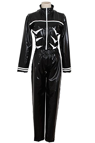 Nouqi® Japanese Mens Anime Handsome Boy's Black Cosplay Costumes