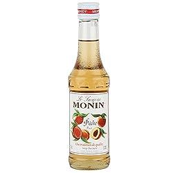 Monin Peach Syrup, 250ml