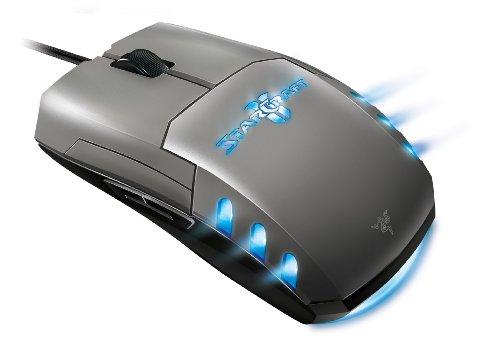 Razer Spectre StarCraft II Gaming Mouse