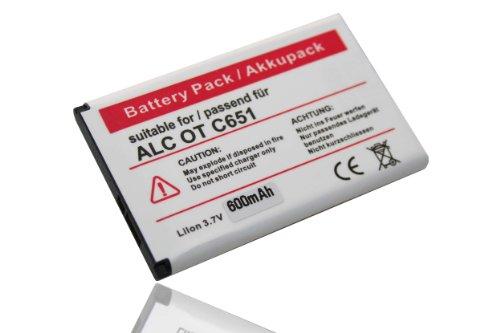 batteria-alcatel-ot-c651-tchibo-klapphandy-204
