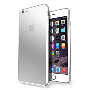 iPhone 6 iPhone 6S Case, 6 Plus - 4.7 Inch 5.5 Inch Gel Ultra Thin Case Cover Transparent Clear Premium Lightweight, Slim Rubber Scratchproof-600