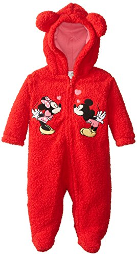 Fleece Baby Bunting front-1032847