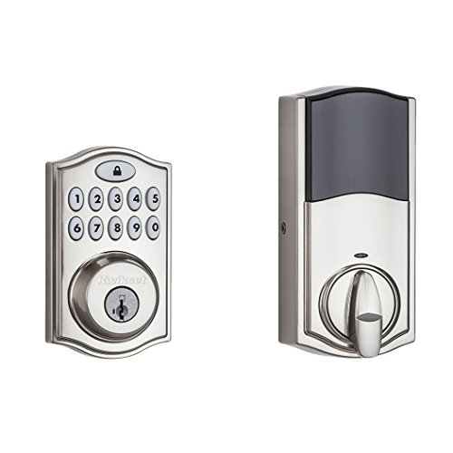 Kwikset 9140 SmartCode Deadbolt  sc 1 st  ASecureLife.com & 2018\u0027s Best Door Locks Reviews: Will Yours Keep Burglars Out?