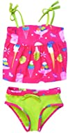 Pink Platinum Infant Baby-Girls Swimwear Ice Ceam 2Pc Tankini