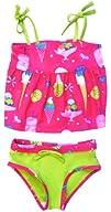 Pink Platinum Infant Baby-Girls Swimwear Ice Ceam 2Pc Tankini