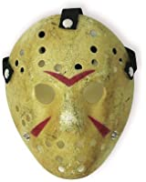 Costume Prop Horror Mask Jason Vs. Freddy Friday the 13th Halloween Myers