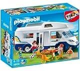 PLAYMOBIL 4859 - Family Motorhome (Summer Fun 4008789048592)