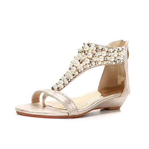 Funky Wedge Sandals front-989907