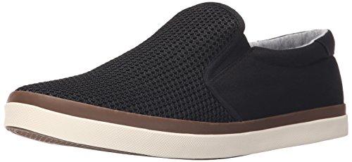 Gola Men's Seeker Slip Mesh Fashion Sneaker, Black, 10 UK/10 M US