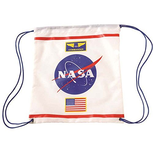 Astronaut Drawstring Backpack - One Size