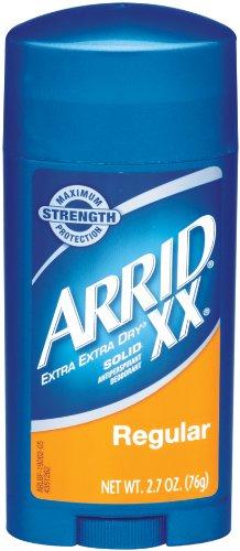 Arrid XX Extra Dry Solid Antiperspirant Deodorant,  2.0 Ounce (56g)