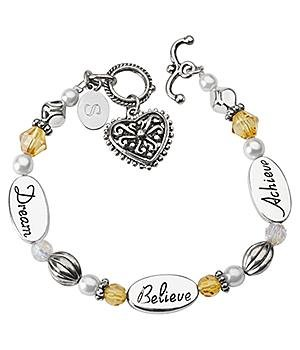 Personalized Sentiment Bracelets Achieve Sentiment Bracelet