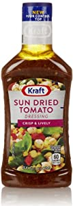Kraft Sun Dried Tomato Dressing, 16 Oz