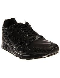 Puma Men's XT2+ 3m Snow Pack Running Shoes Black/Black D(M) US