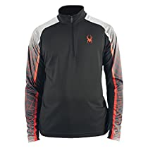 Spyder Web Strong Dry WEB Mid-Layer Top Mens