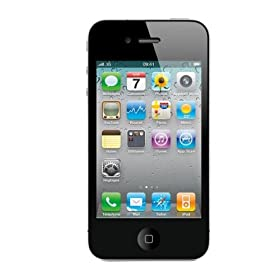Apple iPhone 4, Black (AT&T)