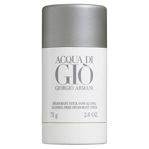 Giorgio Armani Acqua di Gio Homme Alcohol-Free Deodorante Stick, Uomo, 75 gr