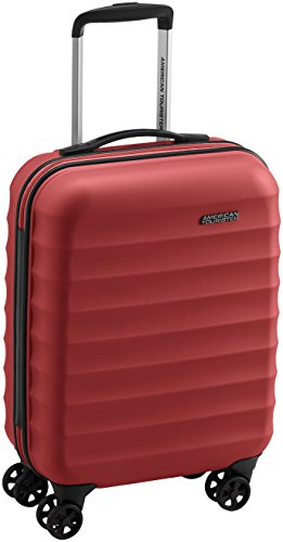 american-tourister-palm-valley-spinner-55-20-bagaglio-a-mano-40-cm-32-l-rosso-rosso