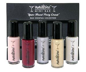 Nailtini - Mini Bar - Year-Round Party Circuit Nail Cocktail Collection