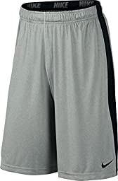 Nike Fly 2.0 Men's Athletic Shorts Gym Workout Dri-Fit Gray Size L