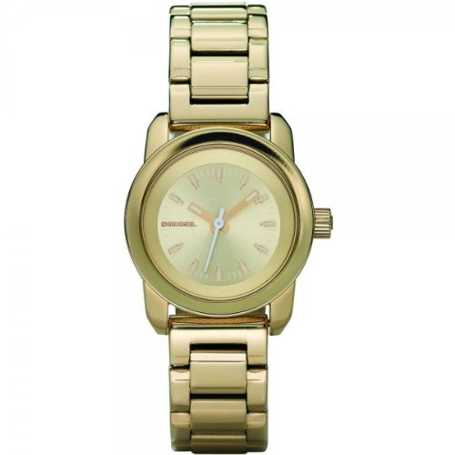 Diesel DZ5242 Ladies Gold Plated Watch