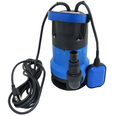 Jacuzzi submersible drain pump portable water pump koi for Pond drain pump