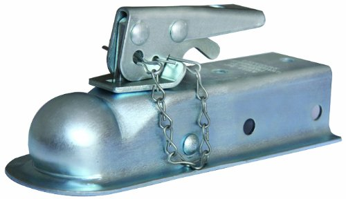 "Great Features Of Husky 87070 1-7/8"" Ball 2"" Width Straight Coupler with Chain"