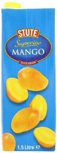 Stute Superior Mango Juice Drink 1.5 Litre (Pack of 8)
