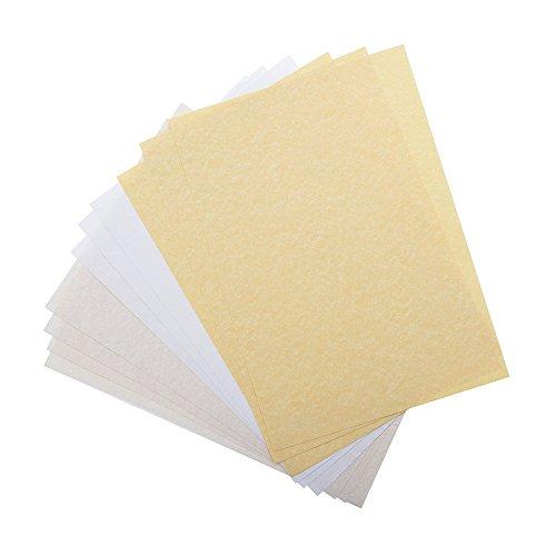 Manuscript pen calligraphy practice pad sheets