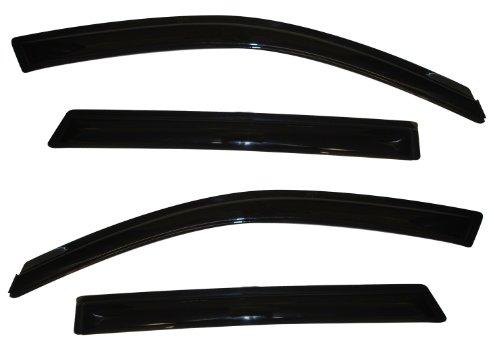 auto-ventshade-94187-smoke-vent-visor-for-kia-sorento-4-piece