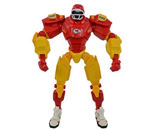 Official National Football Fan Shop Authentic NFL Fox Sports Cleatus Robot (Kansas City Chiefs)
