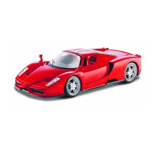 Maisto 1:24 Scale Assembly Line Ferrari Enzo Diecast Model Kit (Colors May Vary) (Highly Detailed Model Car compare prices)