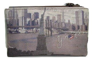 Y not G 307 Bustina Porta chiavi stampa New York
