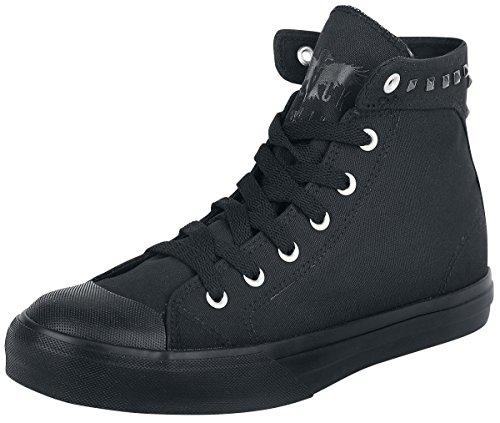 Black Premium by EMP Rivet Line Sneaker Scarpe nero EU44
