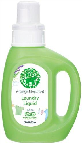 Happy Elephant 液体 洗たく用洗剤 800mL