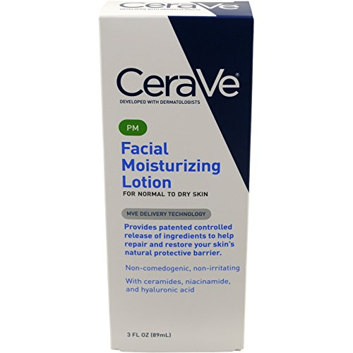 CeraVe Moisturizing Facial Lotion, 3 Ounce