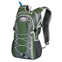Sawnee Ridgeway 2L Ultralight Hydration Pack - Green by Kelty