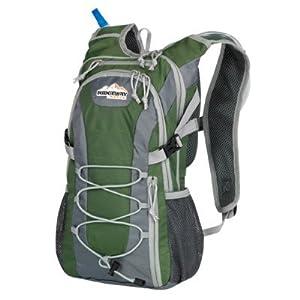 Sawnee Ridgeway 2L Ultralight Hydration Pack - Green by Kelty